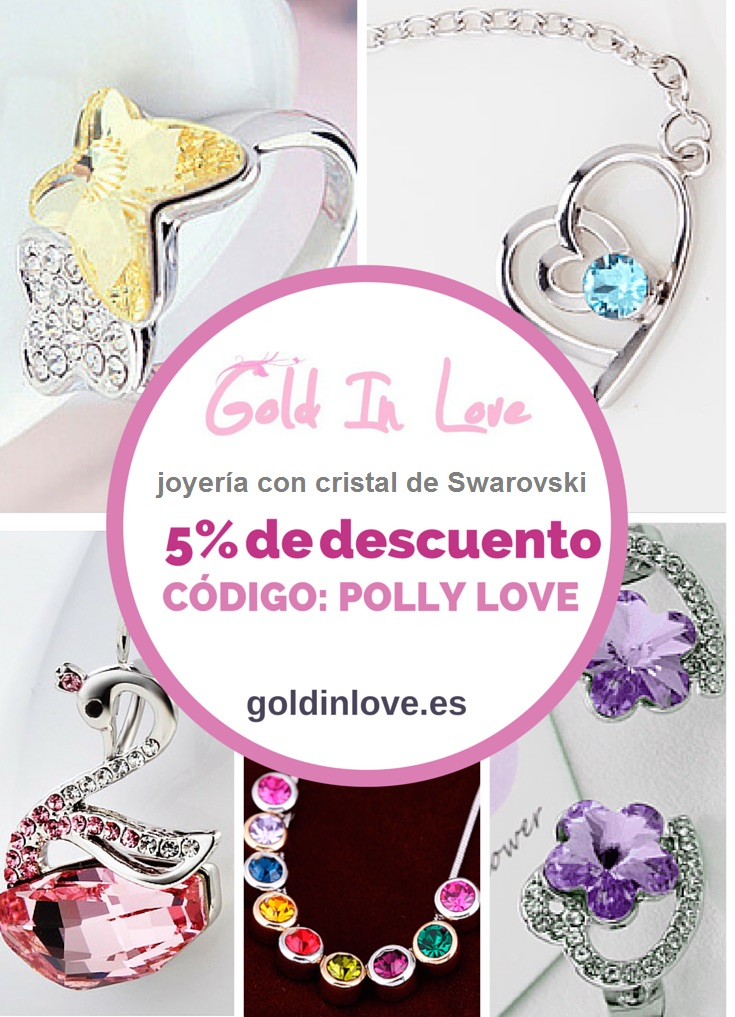 LiveLove Polly para Gold In Love